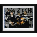 "The Beatles Daily Echo - 8"""" x 6"""" Framed Photographic"