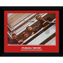 "The Beatles Red Album - 8"""" x 6"""" Framed Photographic"