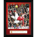 "Manchester United Rooney Derby Goal - 8"""" x 6"""" Framed Photographic"