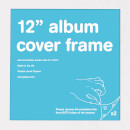 "White Frame Album - 12"""" x 12"""