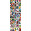 DC Comics Comic Covers - Door Poster - 53 x 158cm