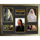 "Lord Of The Rings Two Towers - High End Framed Photo - 16"""" x 20"""