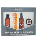The Men Rock Beardy Beloved Kit (Worth $56)