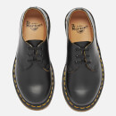 Dr. Martens 1461 Smooth Leather 3-Eye Shoes - Black