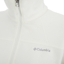 Columbia Women's Fast Trek II Full Zip 250g Fleece Top - White
