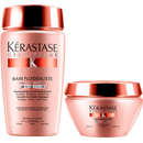 Kérastase Discipline Bain Fluidealiste Sulfur Free (250ml) and Maskeratine (200ml)