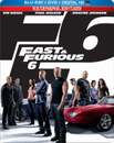 Fast and Furious 6 - Import - Limited Edition Steelbook (Region 1)