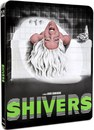 Shivers - Steelbook Edition (Includes DVD) (UK EDITION)