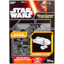 Star Wars Millennium Falcon Metal Construction Kit