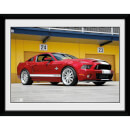 Ford Shelby GT500 - 8x6 Framed Photographic