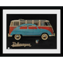 VW Camper Paint Advert - 30x40 Collector Prints