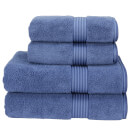 Christy Supreme Hygro Towels - Deep Sea Blue