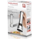 Morphy Richards Electric Salt and Pepper Mill Set