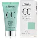 skinChemists Perfect Skin CC Cream with SPF 30 - Light (30ml)