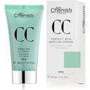 skinChemists Perfect Skin CC Cream with SPF 30 - Medium (30ml)