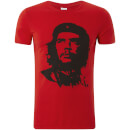 Che Guevara Men's T-Shirt - Red Face