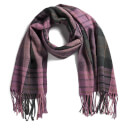 Impulse Women's Check Scarf - Pink