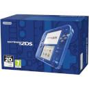 Nintendo 2DS Transparent Blue