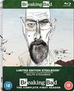 Breaking Bad: Season 1 - Zavvi UK Exclusive Limited Edition Steelbook