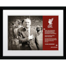 Liverpool Shankly Quote - 16x12 Framed Photographic