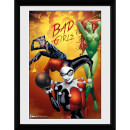 DC Comics Batman Comic Badgirls Group - Framed Photographic - 16 x 12inch