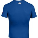Under Armour Men's Transform Yourself Compression Top - Blue/Yellow/Red