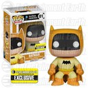 DC Comics Batman 75th Anniversary Yellow Rainbow Batman EE Exclusive Pop! Vinyl Figure