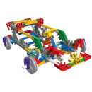K'NEX Intro to Simple Machines: Wheels/Axles and Inclined Planes (78620)