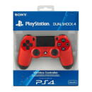 Manette Sony PlayStation 4 DualShock 4  - Rouge