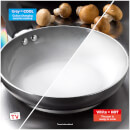Tower T80308 Colour Change Ceramic Coated 28cm Frying Pan