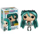 Vocaloid Hatsune Miku Metallic Hot Topic Exclusive Pop! Vinyl Figure