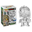 Predator Clear Predator Exclsuive Pop! Vinyl Figure