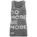 Myprotein Women's Burnout Vest - Cinza - S/US 4 - grey