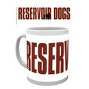 Reservoir Dogs Title - Mug