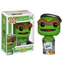Figurine Oscar The Grouch Sesame Street Funko Pop!