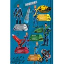 Thunderbirds Are Go Profiles - Maxi Poster - 61 x 91.5cm