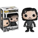 Game of Thrones - Jon Snow (Versione Castle Black) Figura Pop! Vinyl