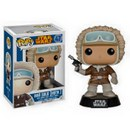 Star Wars Han Solo Hoth Outfit Exclusive Pop! Vinyl Figure