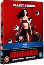 Grindhouse - Planet Terror and Deathproof - Zavvi Exclusive Limited Edition Steelbook (UK EDITION)