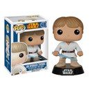 Star Wars Tatooine Luke Skywalker Pop! Vinyl Bobble Head Figure
