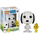 Figurine Pop! Snoopy et Woodstock Peanuts