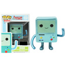 Adventure Time BMO (Metallic) Pop! Vinyl Figure