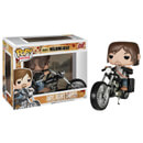 The Walking Dead Daryl on Chopper Pop Vinyl Figure Rides Pop! Vinyl Figure