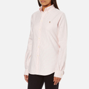 Polo Ralph Lauren Women's Harper Shirt - Pink/White
