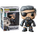 DC Comics Arrow Deathstroke Unmasked Exclusive Pop! Vinyl Figure