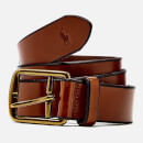Polo Ralph Lauren Men's Saddle Leather Belt - Saddle