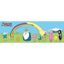 Adventure Time Characters - 21 x 59 Inches Door Poster