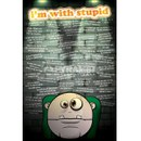 I'm With Stupid - 24 x 36 Inches Maxi Poster