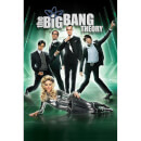 The Big Bang Theory Barbarella - 24 x 36 Inches Maxi Poster
