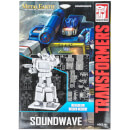 Transformers Sound Wave Bausatz